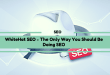 WhiteHat SEO – The Only Way You Should Be Doing SEO