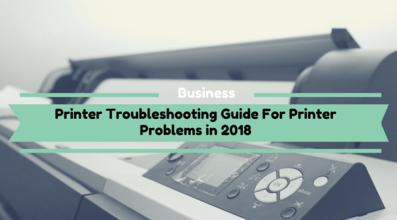 Printer Troubleshooting Guide For Printer Problems