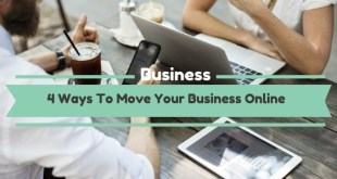 4 Ways To Move Your Business Online