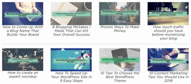 Cornerstone Blog Articles