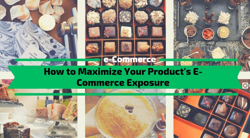 Maximize Product's E-Commerce Exposure