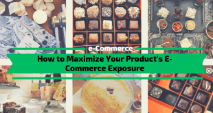Maximize Product's E-Commerce Exposure