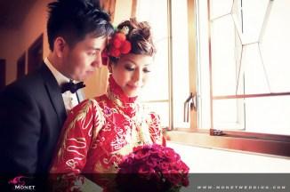八月居   MONET WEDDING