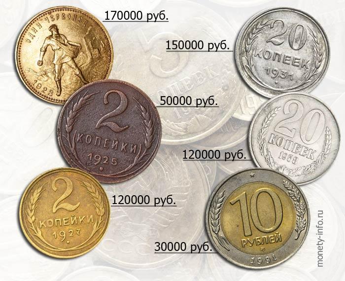 Dear Soviet Coins.