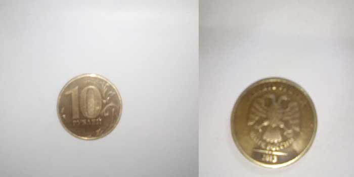 фотография рубля на продажу