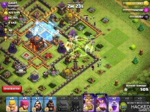 down free hack clash of clans