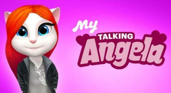 My Talking Angela (Money mod)