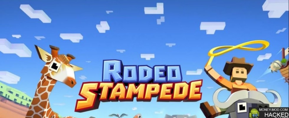 Rodeo Stampede Sky Zoo Safari (Money mod, all unlock)