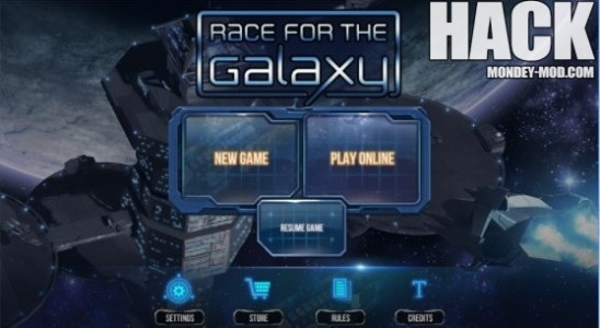 Race for the Galaxy Mod