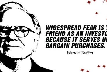How does Warren Buffett define success?