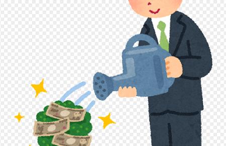 投資をする人のイメージ