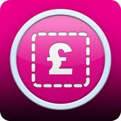Moneysupermarket iphone app logo