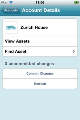 Readyclaim iPhone App