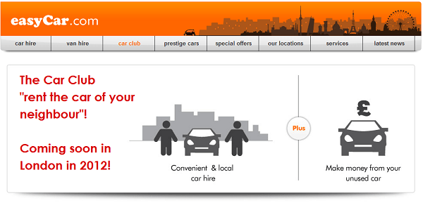 easyCar Car Club