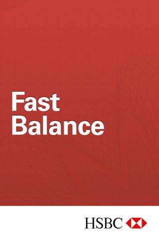 HSBC Launch Fast Balance App For iPhone - Money Watch