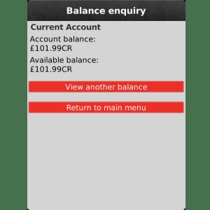 HSBC Fast Balance App
