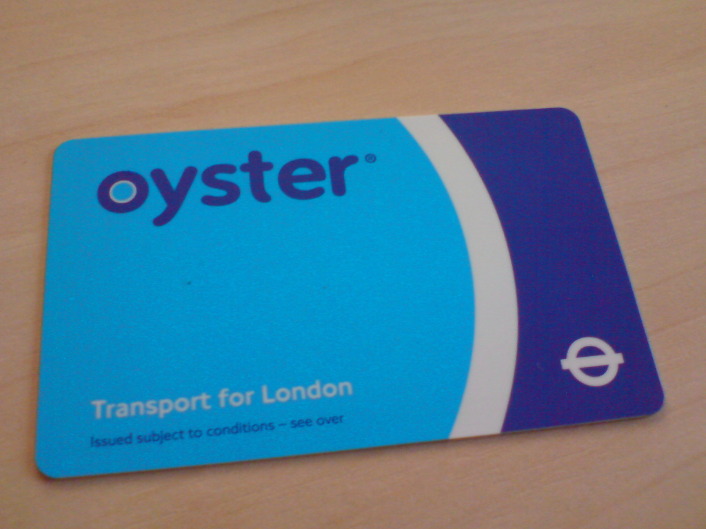 Oyster card :D