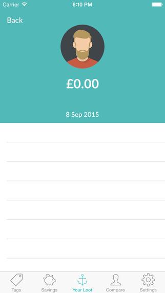 Loot iphone app screenshot