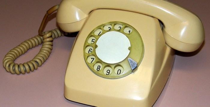 Telephone Scam