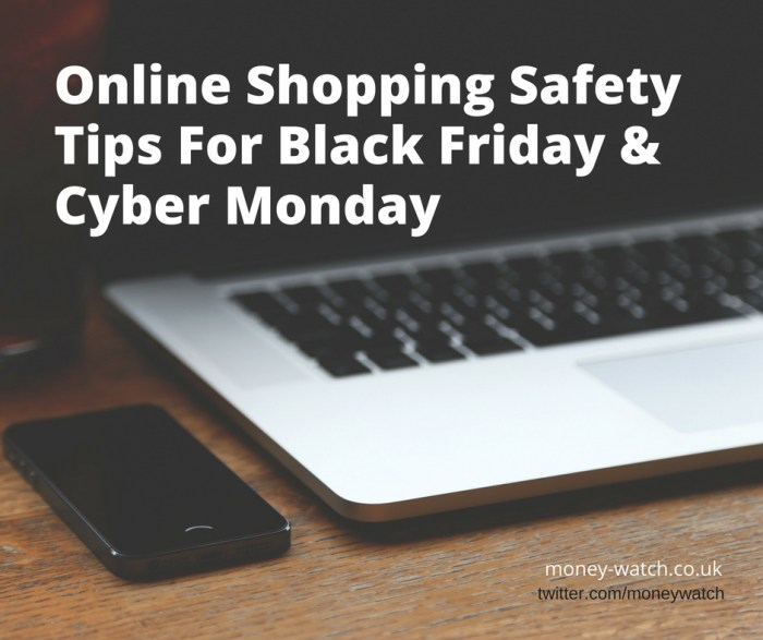 Onlin eshopping safety tips