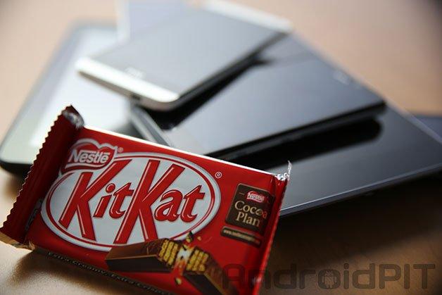 Android 4.4 KitKat: взгляните на свой смартфон