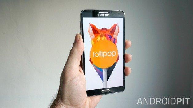 Проблемы с Galaxy Note 3 Lollipop и как их исправить