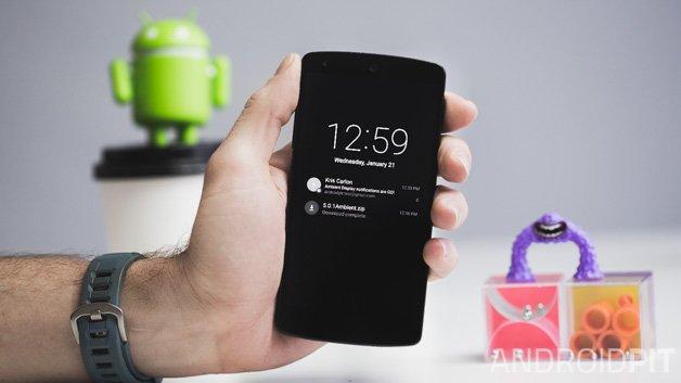 Как очистить кеш на Google Nexus 5