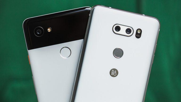 Google HDR + для LG V30: получайте невероятные широкоугольные фотографии
