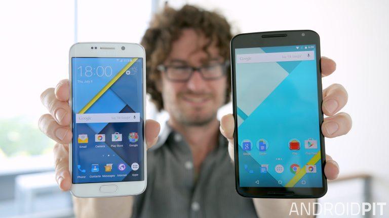 Как превратить Samsung Galaxy S6 или S6 Edge в Nexus