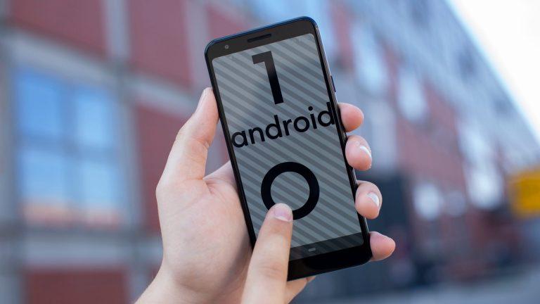Вот объяснение каждого нового жеста Android 10