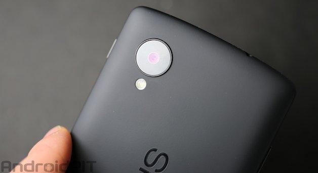 Проблемы с камерой Nexus 5 и способы их устранения