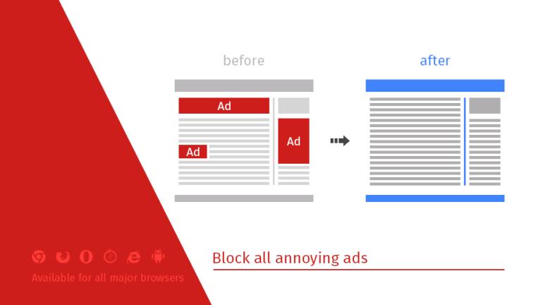 Как заблокировать рекламу на вашем Android