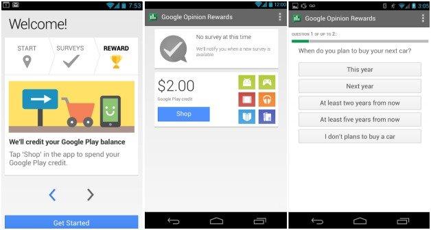 Как получить бесплатный кредит в Google Play Store