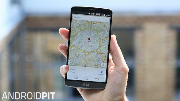 Карты Google убивают вашу батарею?  Вот как это исправить