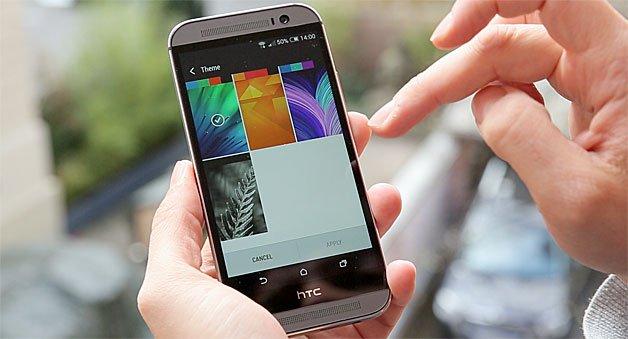 Как настроить HTC One M8 и настроить его в первый раз