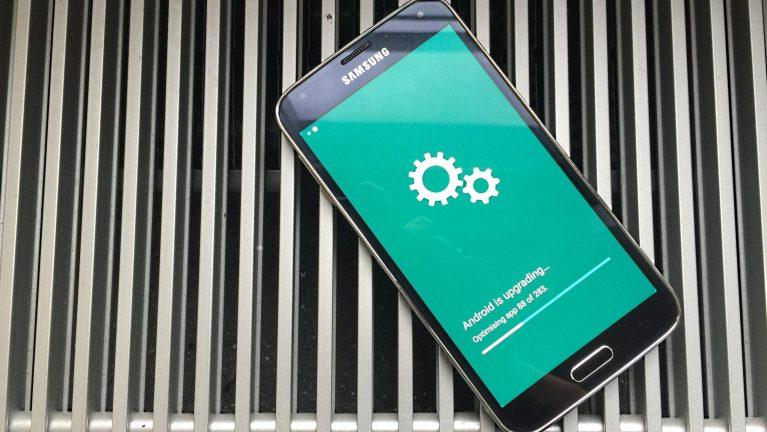 Как установить Android Nougat на Samsung Galaxy S5