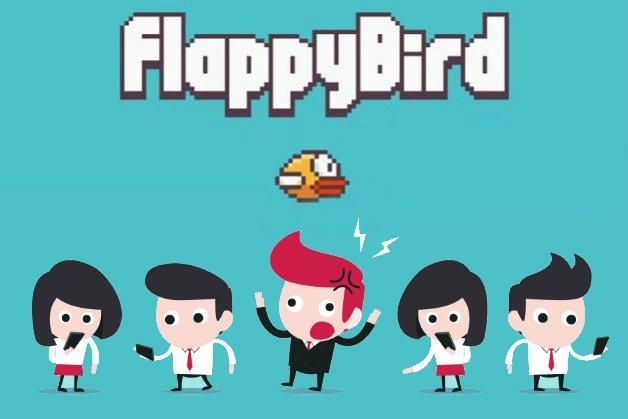 Советы Flappy Bird и уловка, чтобы установить свой собственный рекорд