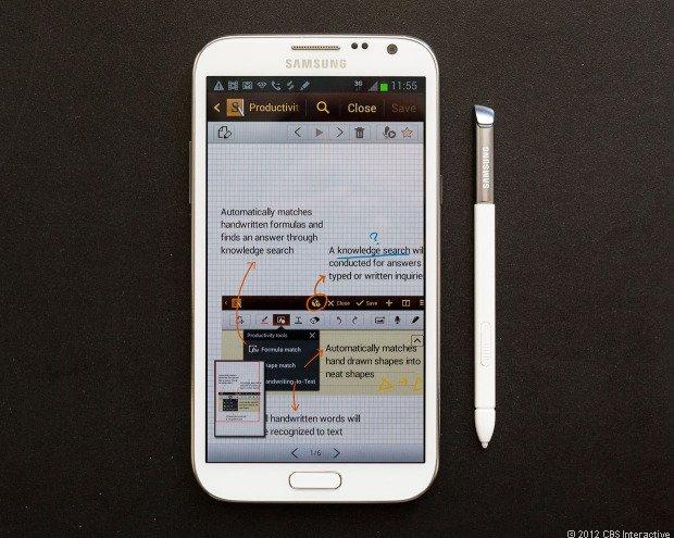 Galaxy Note 2: 10 лучших советов и хитростей