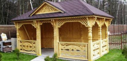 Бизнес-идея: Производство садовых беседок и домиков
