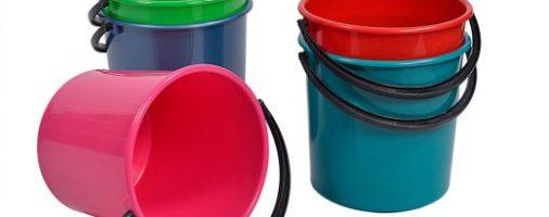 Бизнес-идея: Производство пластиковых ведер