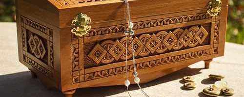 Бизнес-идея: Изготовление деревянных шкатулок