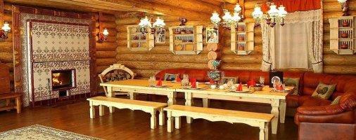 Бизнес-идея: Строительство домов в исконно русском стиле