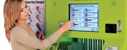 Бизнес-идея: Автомат по изготовлению ключей