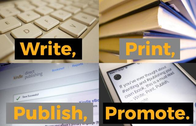 New Book: The Complete Guide to Writing and Publishing a Book