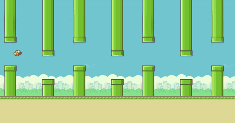 Flappy bird mobile games