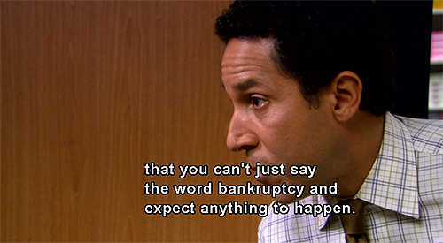 The Office Bankruptcy