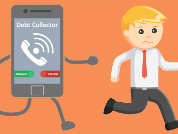 debt collectors