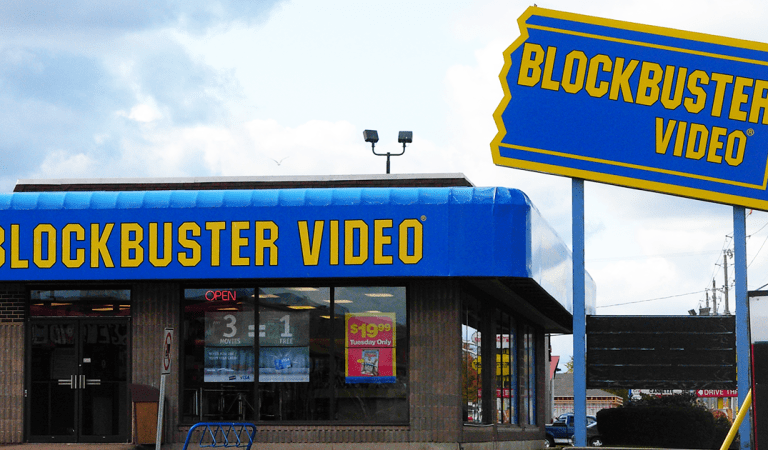 Blockbuster Video Is Still Alive and Well (Kinda)