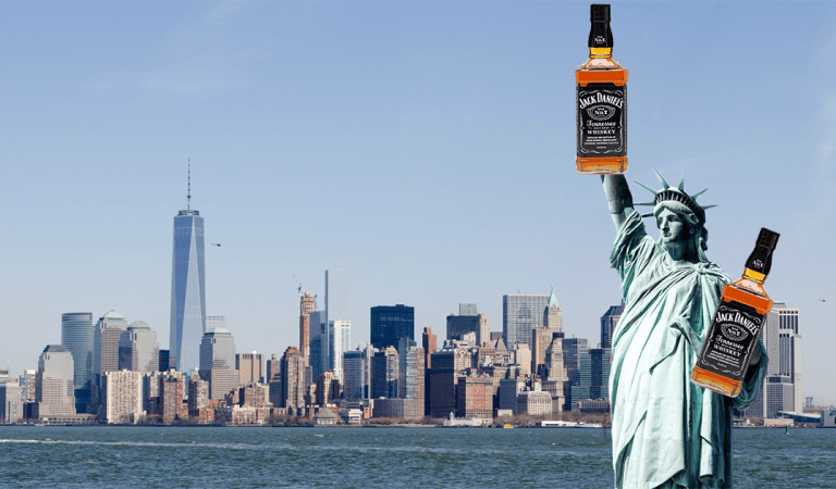 Jack Daniel's Tennessee Whiskey Could Soon Belong to a New York Beer Company