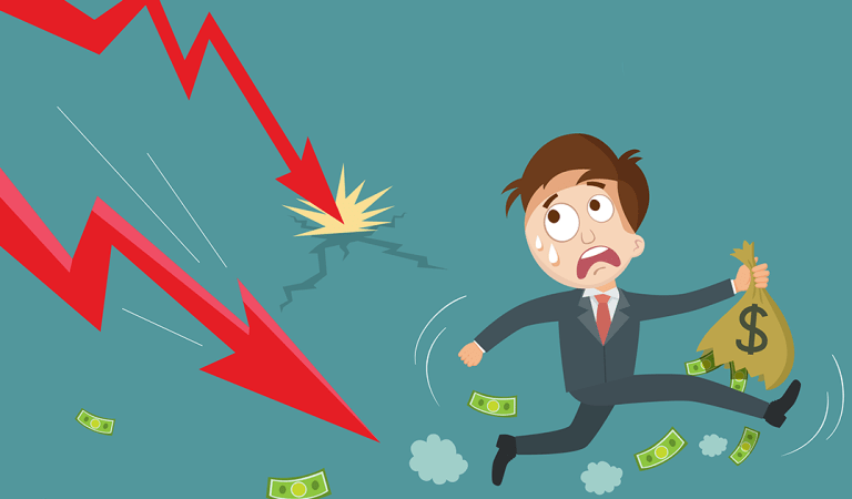 Should You Sell Off Your Stock When the Market Crashes?